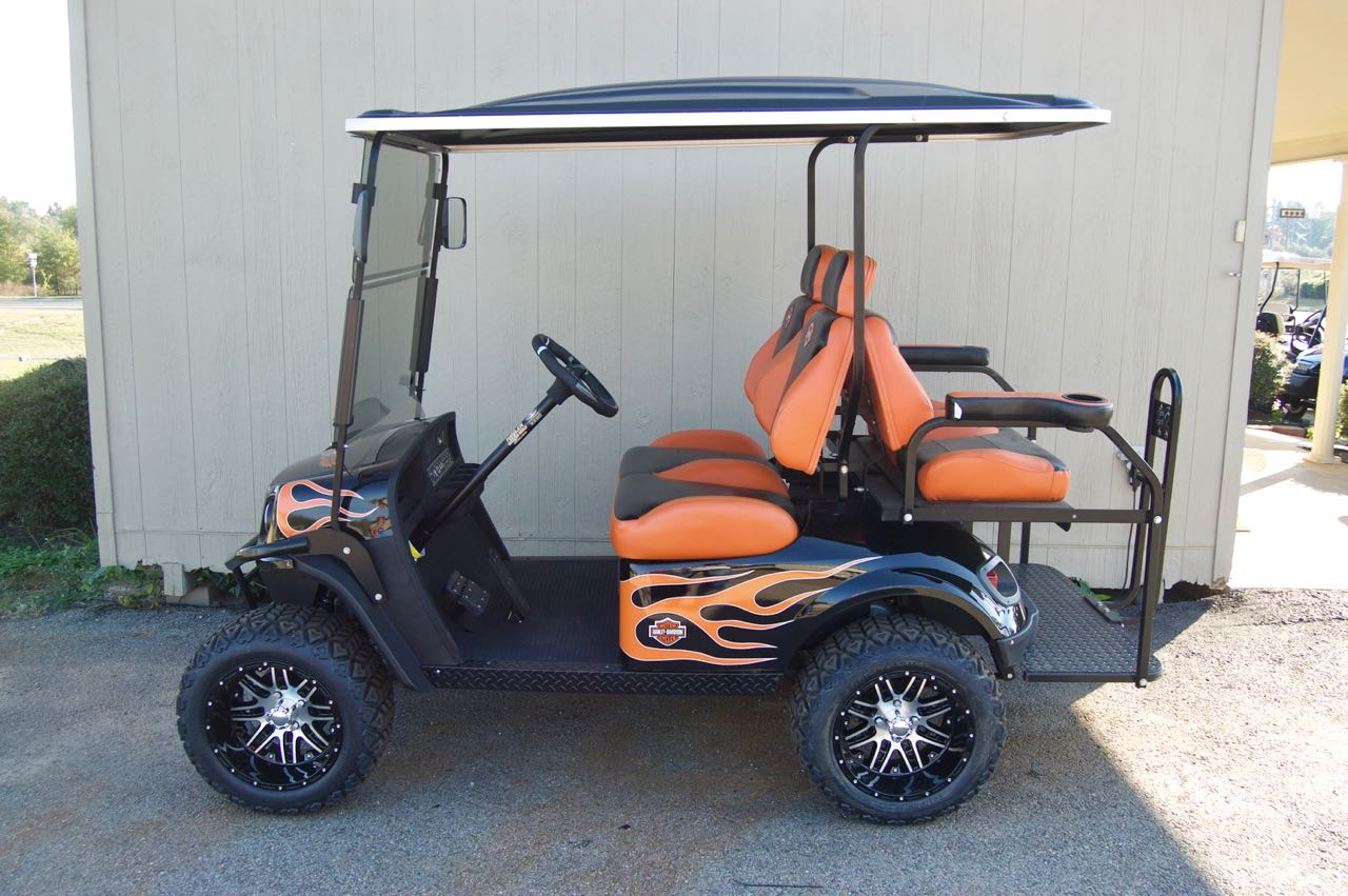 EZ-GO RXV Freedom | Hagler Golf Car World